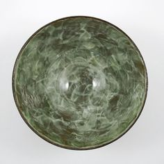 Top view of Corey's beautiful Celadon Scarva bowl with whimsical brush strokes. ‪#clay #ceramics #ceramicist #ceramicart #ceramicartist #ceramique #pottery #artist #glaze #Celadon #Scarvaclay #earthstone #stoneware #homewares #tableware #bowl #contemporaryceramics #wheelthrown  #wheelthrownceramics #australianceramics #australianmade #handmade #handmadeinaustralia #chantalandcorey #iceblue #nothingisordinary #whimsical #artoftheday #queenslandceramics