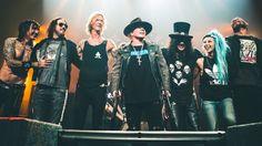 Guns n´ Roses agregó una nueva fecha en River.