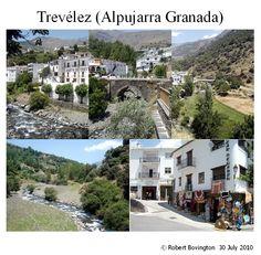 Trevélez - the highest town in Spain  http://bovington-posts.blogspot.com.es/2016/01/trevelez-highest-town-in-spain.html