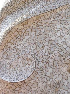 gaudi - mosaic