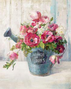 Masterpiece Art - Garden Blooms II, $38.00 (http://www.masterpieceart.com.au/garden-blooms-ii/)