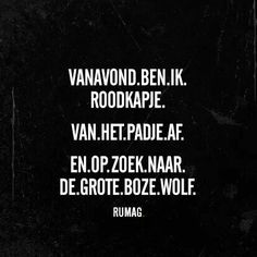 Grote boze wolf