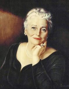 Pearl S. Buck (1892-1973)  Don;t know anything about this woman. I just think she's beautiful.(: