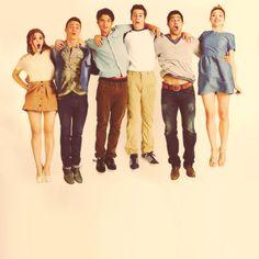 Teen Wolf cast cute!