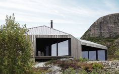 Fantastic norway / Håkon & Haffner | Cut Out Cabin Micro House, Tiny House Living, Scandinavian Home, Modern Rustic, My Dream Home, Modern Architecture, Cottage, House Design, House Styles