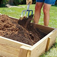 Don't let clay soil keep you from having a beautiful garden.