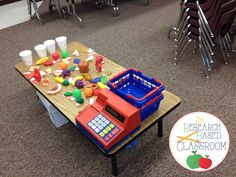 Creating a Classroom Store to Learn about Money