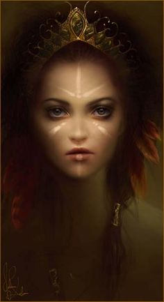Mélanie Delon - Amber peintures de guerre