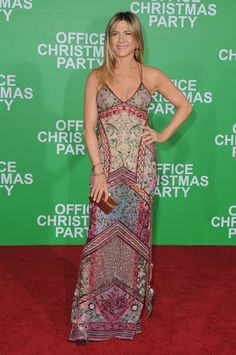 Jennifer Aniston Just Re-Wore Her Favorite '90s Dress on the Red Carpet