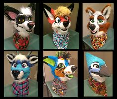 Pocket Bandanas - by madefuryou