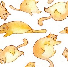 Stephanie Vecellio: FAT CAT Pattern!