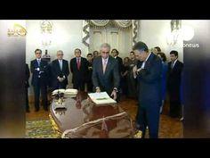 الرئاسة المصرية تعلن بدء الحرب على الإرهاب عشرات الآلاف يحضرون قداس البا... Tote Bag, News, Youtube, Totes, Youtubers, Youtube Movies, Tote Bags