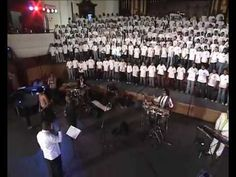 """Pretty Yende and Given Nkosi perform """"Nessun Dorma"""" with the Young Voices South Africa Choir Opera Music, Choir, South Africa, The Voice, Pretty, Youtube, Greek Chorus, Choirs, Youtubers"""