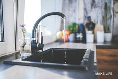 How safe is fluoride in our drinking water? Last April, the U. Department of Health and Human Services lowered its recommended level of fluoride in drinking water for the first time since issuing its recommendation for fluoridation in Organisation Hacks, Kitchen Organization, Kitchen Storage, Storage Jars, Closet Organization, Food Storage, Storage Ideas, Feng Shui, Save Water