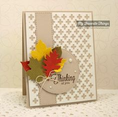 Thinking of You by strappystamper - Cards and Paper Crafts at Splitcoaststampers