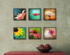 Flower garden   fine art photography prints of flowers by Yashvir, $37.00