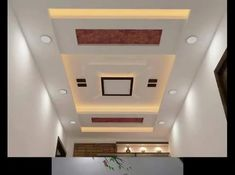 Drawing Room Ceiling Design, Simple False Ceiling Design, Plaster Ceiling Design, Gypsum Ceiling Design, Ceiling Light Design, Interior Design Your Home, Interior Ceiling Design, House Ceiling Design, Ceiling Design Living Room