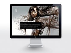 Norway Haircare by Rodney Boot, via Behance