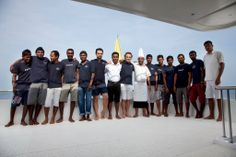 THE CREW OF MY DUKE OF YORK : Thank you all for joining us in the Maldives in the past season, we are looking forward to seeing you soon on our yachts M/Y Duke of York and M/Y Conte Max!  And a special thank to...  Our two Captains: Fessey and Fetey;  Our Dive Masters: Rasheed, Ali and Hugo;  Our Boat Leaders and Instructors: Marta, Sean, Giuditta, Stefano, Herbert, Alessandro and Marc and...  Our wonderful Crew on M/Y Duke of York and M/Y Conte Max. We wish you all relaxing holidays!