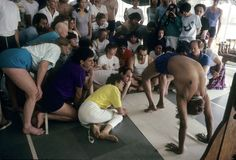 Iyengar and the Invention of Yoga - The New Yorker