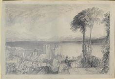 Ruskin, John - Drawing of Turner's Drawing School, John Ruskin, Drawing Websites, Writing Styles, Will Turner, Victorian Era, Geology, Drawings, Artist