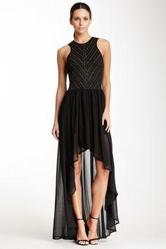 Renea Hi-Lo Dress