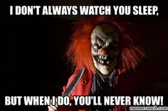Clowns - Do they scare you? Well, dressing up as scary Halloween Clowns is as old as the tradition itself! Check out these scary Halloween clown memes. Scary Clown Meme, Creepy Clown Pictures, Evil Clowns, Scary Clowns, Winston Churchill, Scary Movies, Horror Movies, Halloween Clown, Halloween 2017