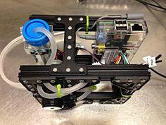 Raspberry Pi Peristaltic Pump: Quick code combined w/a peristaltic pump for…