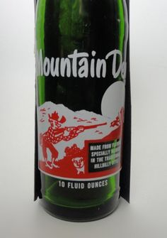 Dating old mountain dew bottles worth