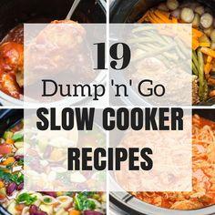 Crockpot Dump Recipes, Crock Pot Freezer, Crock Pot Slow Cooker, Slow Cooker Recipes, Freezer Meals, Freezer Recipes, Unique Recipes, Raw Food Recipes, Easy Dinner Recipes