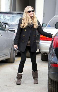 Amanda Seyfried Fashion and Style - Amanda Seyfried Dress, Clothes, Hairstyle - Page 23