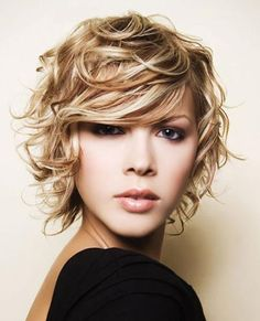 Winter wave styles for all hair lengths. Important tips for getting those waves are in the page.