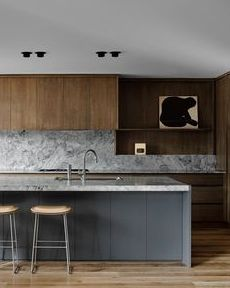 One of our THREE residential projects shortlisted for the Australian Interior Design Awards; Early architecture by Holgar… Australian Interior Design, Interior Design Awards, Home Interior, Modern Interior Design, Interior Design Kitchen, Interior Architecture, Interior Styling, Minimalist Kitchen, Minimalist Decor