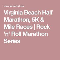 Virginia Beach Half Marathon, 5K & Mile Races | Rock 'n' Roll Marathon Series
