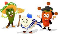 Veggies Donald Duck, Bowser, Disney Characters, Fictional Characters, Drawings, Veggies, Paintings, Art, Art Background