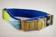 Martingale Dog Collar Martingale Collar Handmade Dog by PuppyRiot