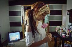 scene hairstyle