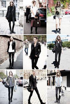 Fashion inspiration: Freja Beha Erichsen