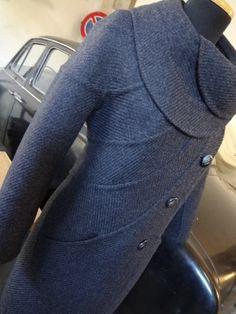 Wonderful coat.
