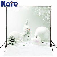 200Cm*150Cm Backgrounds Snow Snowball Snowflake Snowman Buttons Radish Photography Backdrops Photo Lk 1224
