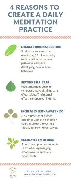 Meditation has life-changing benefits that help us find happiness beyond anything temporary. Meditation gives us the tools to gain real peace of mind in our daily lives.