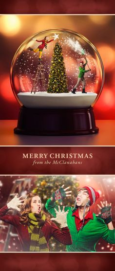 McClanahan Studio Christmas Card, 2012  Totally adorable couple and amazing photographer!!! Located in Ames, IA!!!