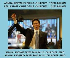 Tax them NOW!