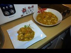 Receta de Pollo con Almendras Estilo Chino Monsieur Cuisine Lidl Silvercrest - YouTube