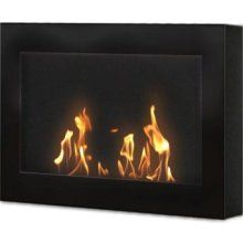Anywhere, biofuel fireplace... Want it!
