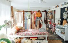 This article speaks to my soul - Cluttered is the New Clean: 10 Truths All Messy People Know | Apartment Therapy