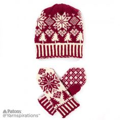 Northern Fair Isle Knit Mittens Ravelry: Northern Fair Isle Knit Mittens pattern by Nicole Winer History of Knitting String spinning, weaving and sewing. Knitted Mittens Pattern, Fair Isle Knitting Patterns, Knitted Hats, Crochet Hats, Crochet Granny, Baby Hats Knitting, Free Knitting, Sock Knitting, Winter