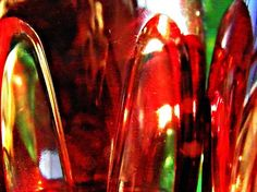 Glass Abstract 81 Photograph by Sarah Loft