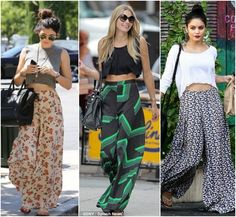 47 The Best Ways To Wear Wide Leg Pants For Young Women Ideas Even though not every body is made for every style, wide leg pants are incredibly comfy. If you're thinking of […] Fashion Mode, Look Fashion, Fashion Outfits, Womens Fashion, Fashion Night, Fashion Black, Winter Fashion, Fashion Trends, Pallazo Pants