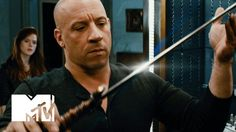 The Last Witch Hunter: What Vin Diesel does on his downtime between F